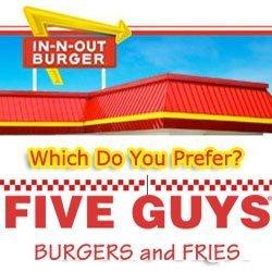 5 guys burgers coupons